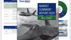 2020 Military Fleet & MRO Market Summary Report